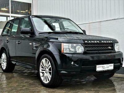 brugt Land Rover Range Rover Sport 3,0 TDV6 HSE 4x4 245HK 5d 6g Aut.