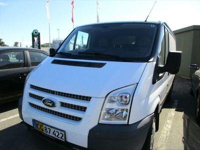 brugt Ford Transit 260S Van TDCi 100 Basic FWD