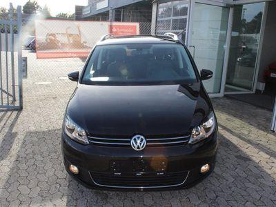 brugt VW Touran 2,0 TDi 140 Highline BMT