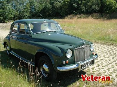 brugt Rover 75 P4