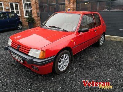 brugt Peugeot 205 1,4 XRi