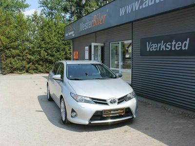 brugt Toyota Auris 1,4 D-4D T2+
