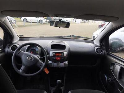 brugt Toyota Aygo 1,0 VVTi