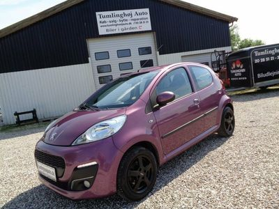 used Peugeot 107 1,0 Motion Air