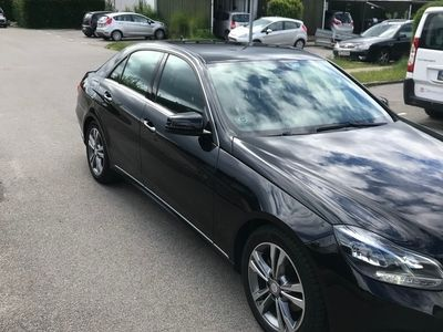 gebraucht Mercedes E220 CDI Sedan 7G-TRONIC PLUS