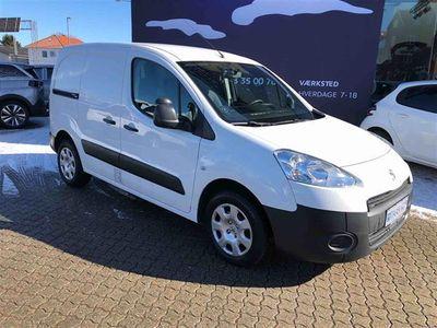 brugt Peugeot Partner L1 Flexpack 1,6 e-HDi ESG 90HK Van Aut.