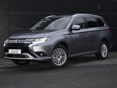 brugt Mitsubishi Outlander 2,4 PHEV Intense CVT 4WD