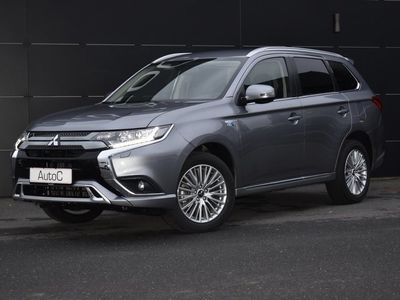 käytetty Mitsubishi Outlander 2,4 PHEV Intense CVT 4WD