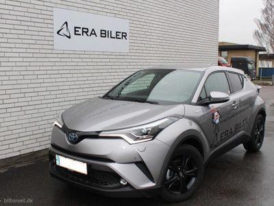 gebraucht Toyota C-HR 1,8 B/EL C-LUB Premium Multidrive S 122HK 5d Aut.