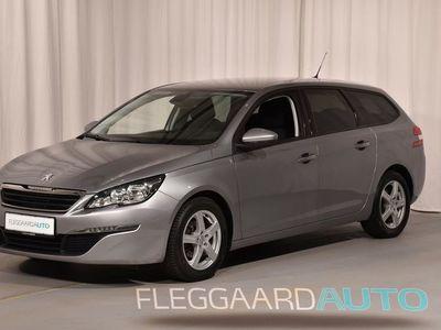 begagnad Peugeot 308 SW 1,6 BlueHDi Allure 120HK Stc