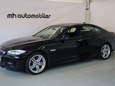 käytetty BMW 530 d 3,0 aut.