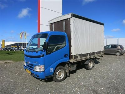 brugt Toyota Dyna 3,0 D-4D S.Cab 109HK Ladv./Chas.