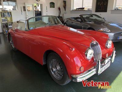 käytetty Jaguar XK 150