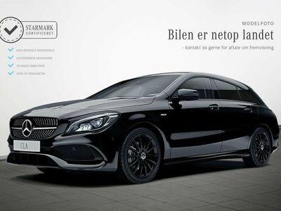 gebraucht Mercedes CLA220 d 2,2 Final Edition aut.
