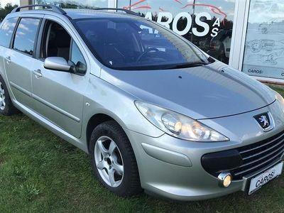 brugt Peugeot 307 1,6 HDi St.car 110HK Stc