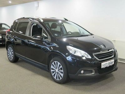 usata Peugeot 2008 1,6 BlueHDi 100 Plus