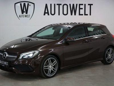 brugt Mercedes A200 d 2,2 AMG Line aut.