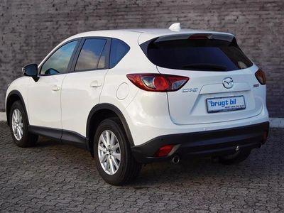 brugt Mazda CX-5 2,0 Vision 165HK 5d 6g