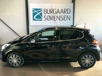 brugt Peugeot 208 1,6 BlueHDi Desire Sky 100HK 5d