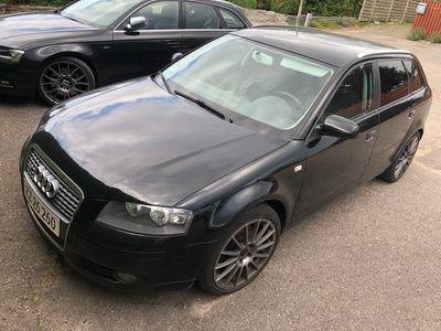 brugt Audi A3 2,0 TFSI QUATTRO