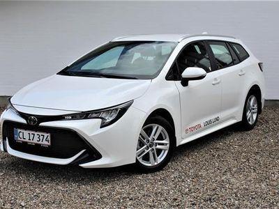 gebraucht Toyota Corolla Touring Sports 1,2 T2 start/stop 116HK Stc 6g
