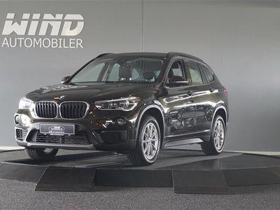 brugt BMW X1 20D 2,0 D Advantage SDrive Steptronic 190HK 5d 8g Aut.