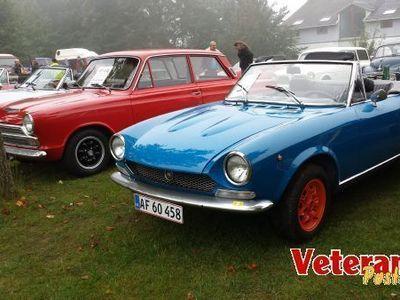 brugt Fiat 124 Spider Sport BS1