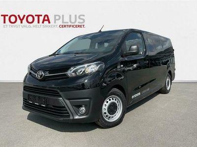 brugt Toyota Verso ProaceLong 2,0 D Combi m/bagklap 122HK 6g