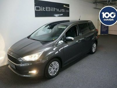 gebraucht Ford Grand C-Max 1,0 SCTi 125 Cool & Connect