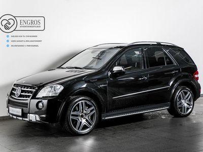 brugt Mercedes ML63 AMG 6,3 AMG aut.