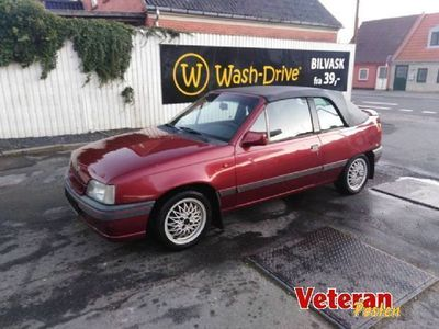brugt Opel Kadett e cab Nysynet