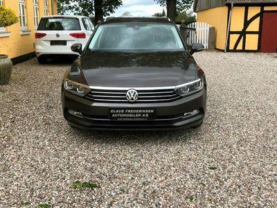 käytetty VW Passat 2,0 TDi 150 Comfortl. Vari. DSG