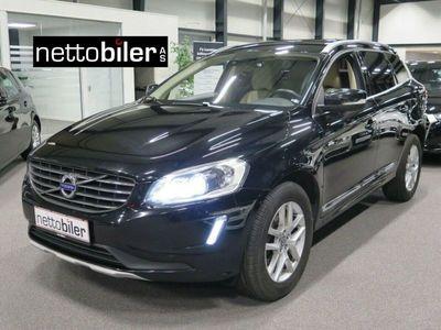 brugt Volvo XC60 2,0 D4 190 Summum aut.