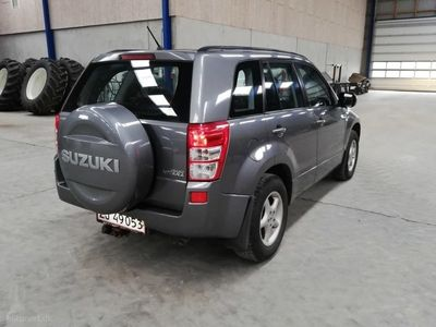 brugt Suzuki Grand Vitara 1,9 DDIS GLS 4x4 129HK 5d