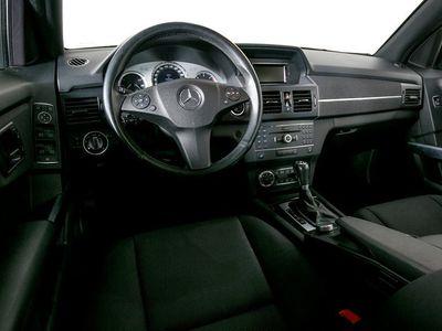brugt Mercedes GLK250 2,2 CDi aut. 4-M BE Van