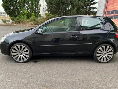 brugt VW Golf V 1,6 Sport 6gear 116 HK