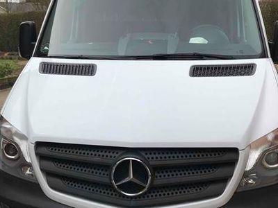 brugt Mercedes Sprinter 316 2,2 316 CDI Kassevogn Lang AUT