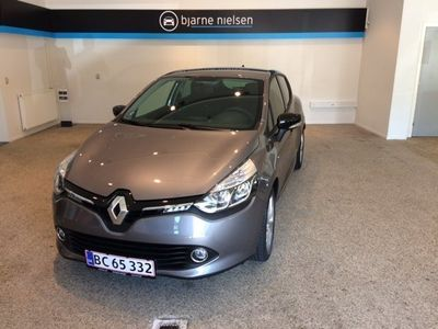 brugt Renault Clio IV 1,5 dCi 75 Limited