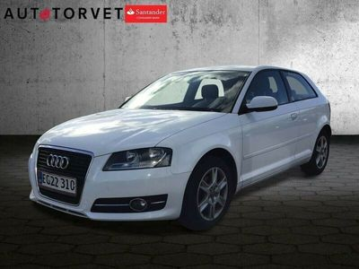 brugt Audi A3 1,6 Attraction