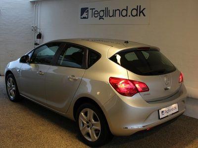 brugt Opel Astra 6 CDTi 136 Enjoy
