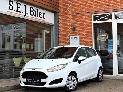 brugt Ford Fiesta 1,5 TDCi ECOnetic Trend 95HK 5d A++