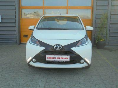 gebraucht Toyota Aygo 1,0 VVT-i x-press