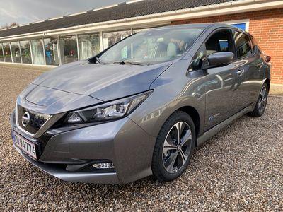 brugt Nissan Leaf el EL Tekna 40 kWh 150HK 5d Aut.