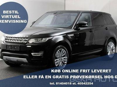 brugt Land Rover Range Rover Sport 3,0 TDV6 HSE aut.