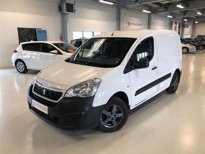 brugt Peugeot Partner L1 Flexpack 1,6 BlueHDi Start/Stop 100HK Van
