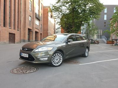 brugt Ford Mondeo 2,0 TDCi DPF Titanium 140HK Stc 6g