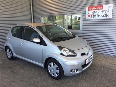 used Toyota Aygo Plus 1,0 68HK 5d