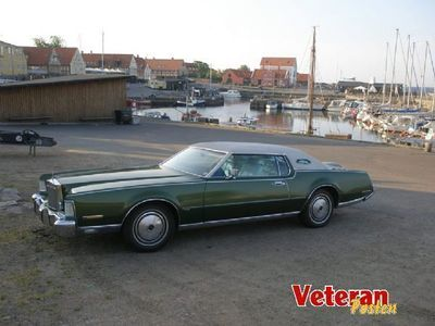 brugt Lincoln Continental ContinentalIV