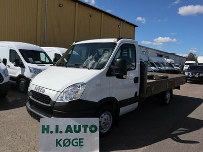 brugt Iveco Daily 2,3 35S13 3750mm Lad