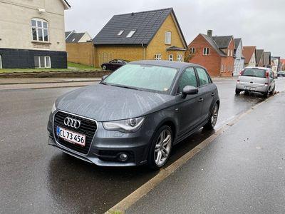 brugt Audi A1 Sportback 1.4T FSI 185 HK 4-DØRS S-TRONICComfort